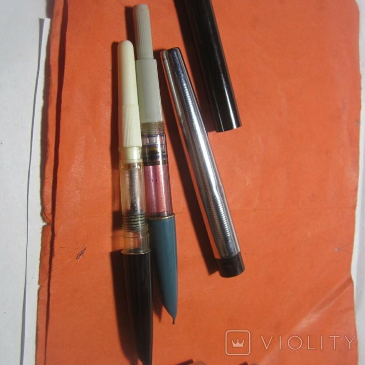 Чернильные ручки 2 шт., фото №12
