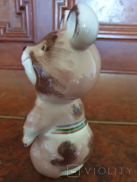 Олимпийский Мишка Коростень, фото №3