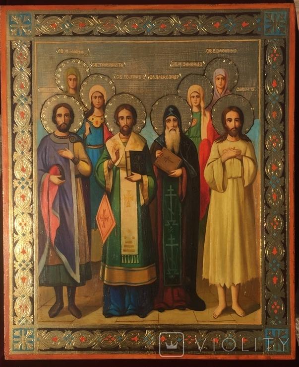 Икона Избранные Святые, фото №2