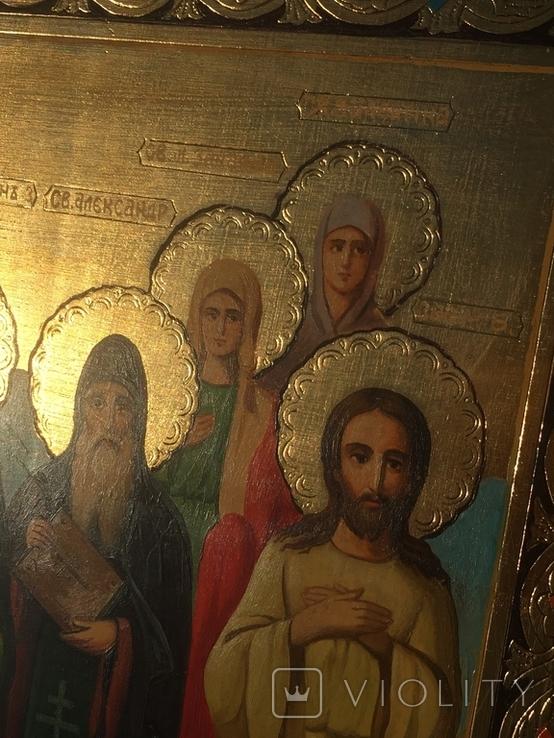 Икона Избранные Святые, фото №4