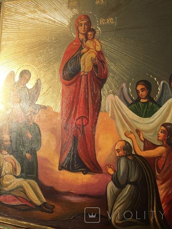 Икона Всех Скорбящих Радостей, фото №6