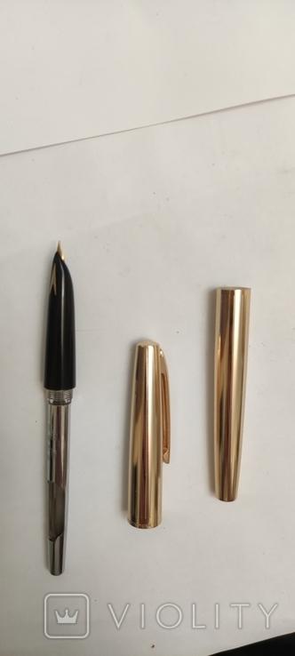 Перьевая ручка Hero 340 1960-е, фото №3