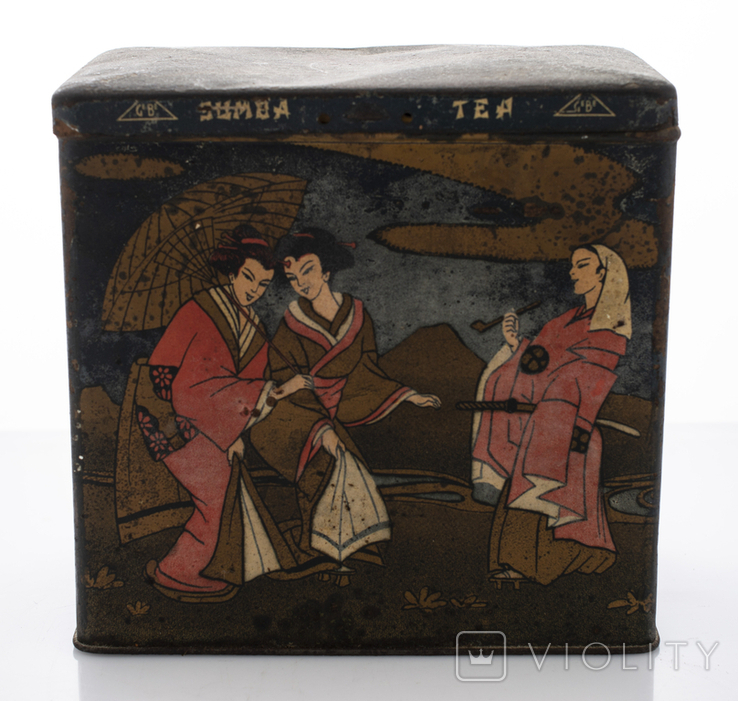 Коробка для чаю, фото №2