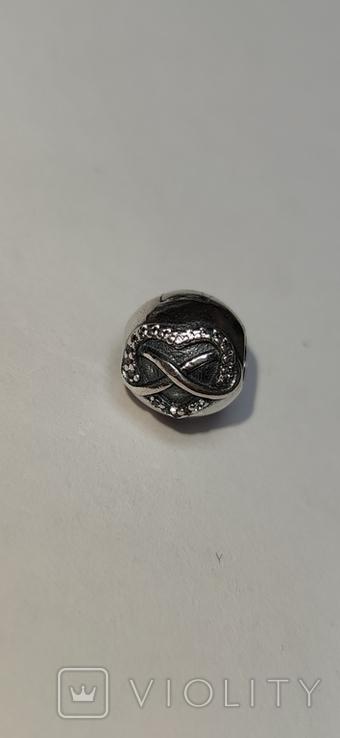 Шарм к браслету Пандора , серебро 925 лот 2, фото №5