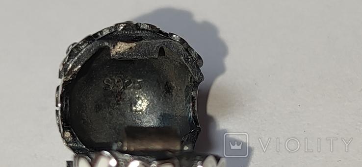 Шарм к браслету Пандора , серебро 925 лот 4, фото №5