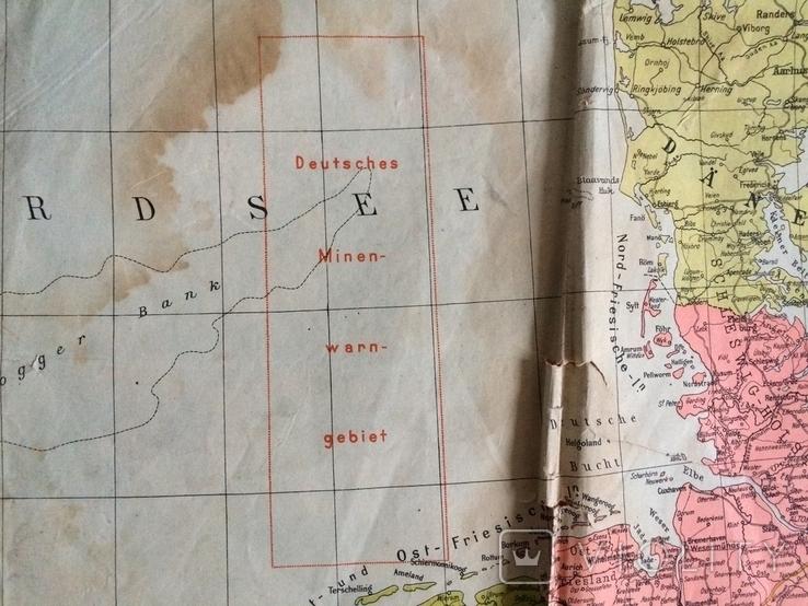 Карта Германии - 3 рейх, фото №3