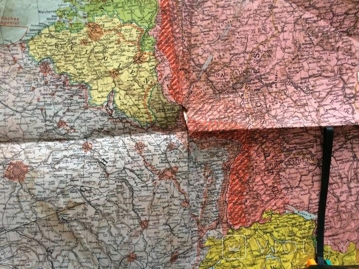 Карта Германии - 3 рейх, фото №8