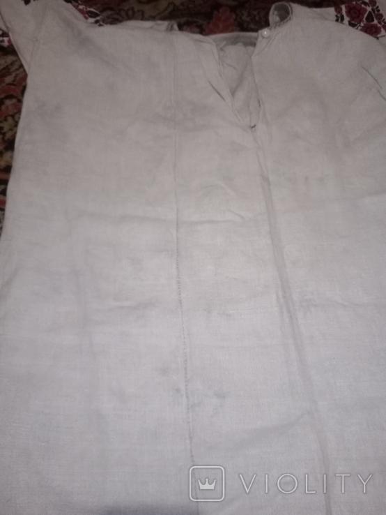 Сорочка вишета хрестиком, фото №6