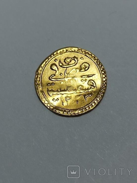 Арабская монета, фото №2