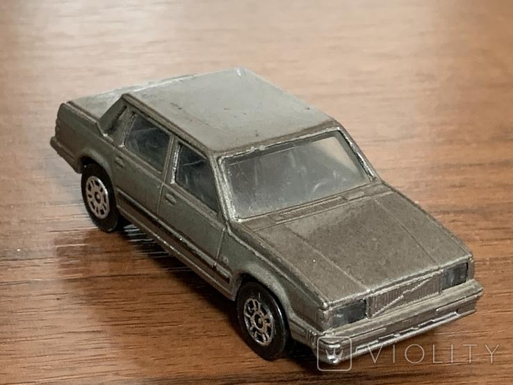 Corgi Volvo 1/64 Made in Gt Britain, фото №2