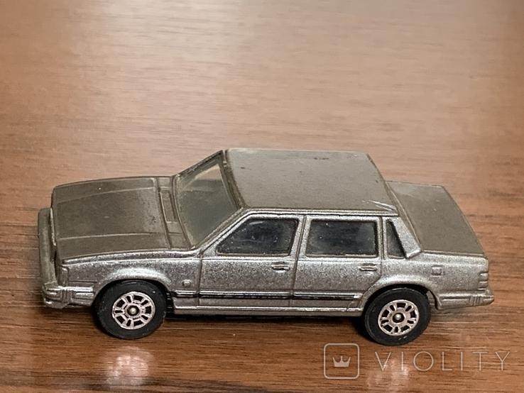Corgi Volvo 1/64 Made in Gt Britain, фото №4