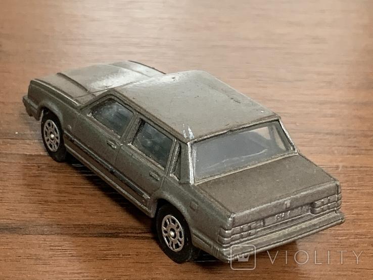 Corgi Volvo 1/64 Made in Gt Britain, фото №5