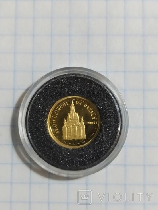 Монета республики Конго , 1500 франков 2004 год, фото №3