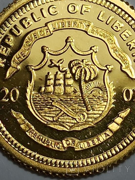 Марлен Дитрих, Либерия 2001, фото №4