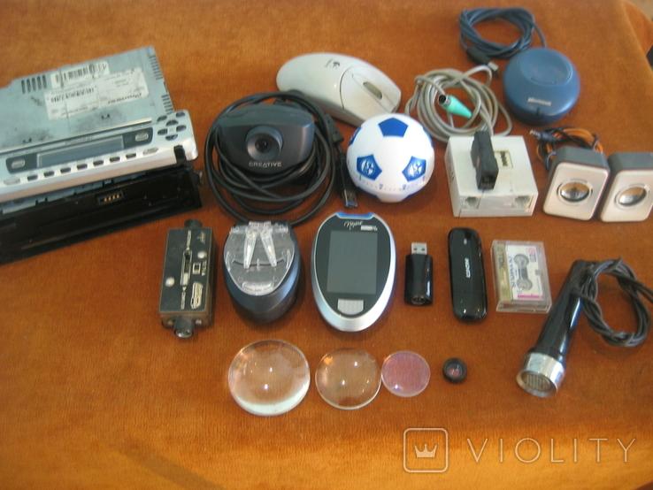 Різне електронне обладнання, фото №7