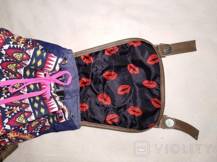 Рюкзак спортивный, фото №4