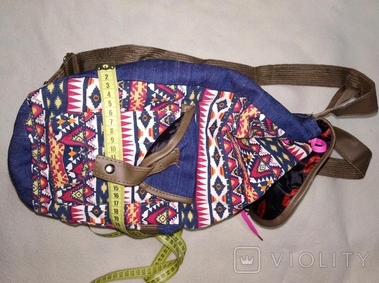 Рюкзак спортивный, фото №5