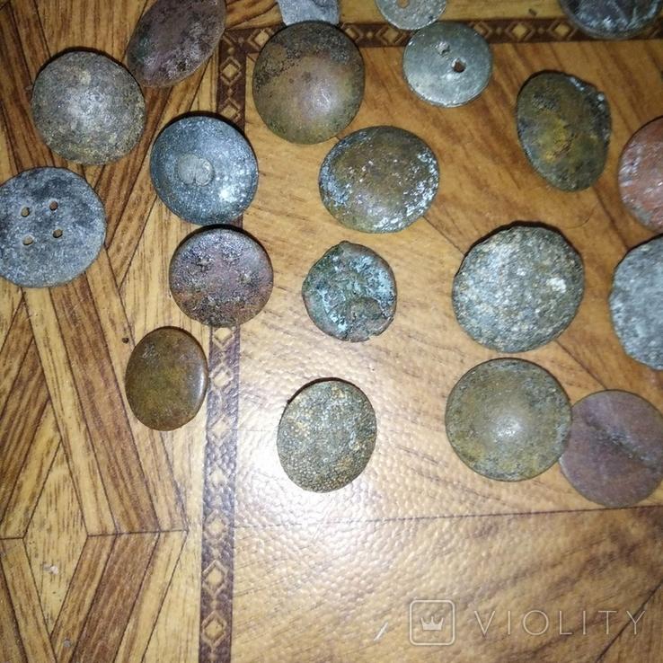 Пуговицы, разные, фото №3