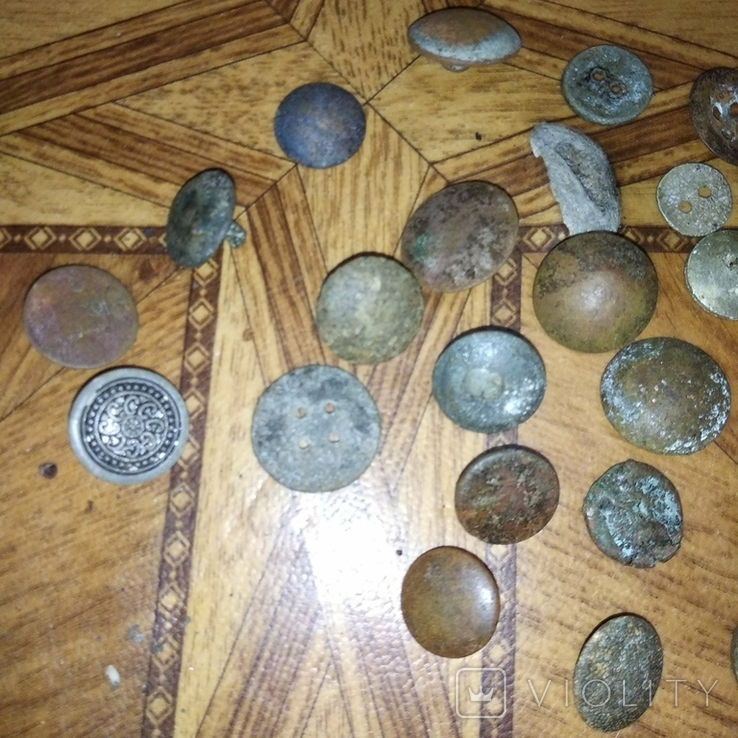 Пуговицы, разные, фото №5