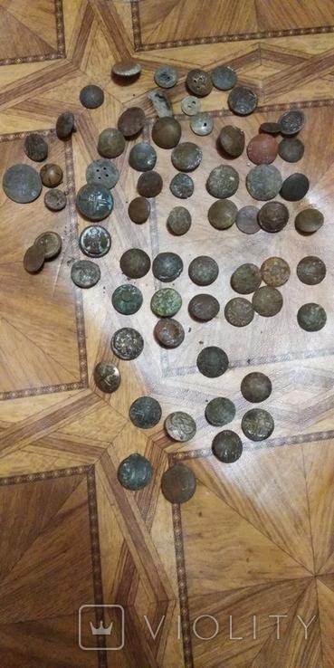 Пуговицы, разные, фото №10