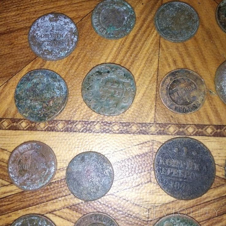 Лот монет, фото №7