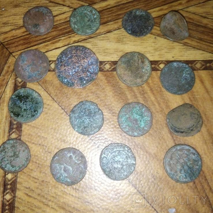 Лот монет, фото №9
