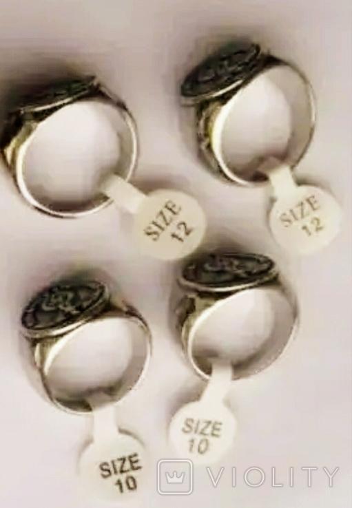 Перстень Вермахт кольцо рейх. Копия, фото №6