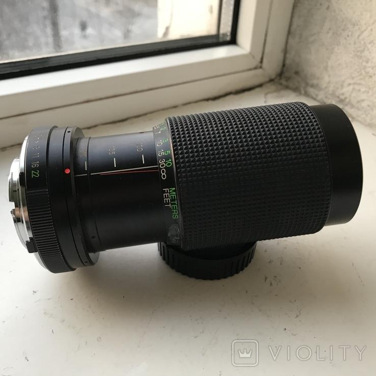 Обектив Vivitar MC 70-210mm f/ 4.5, фото №4