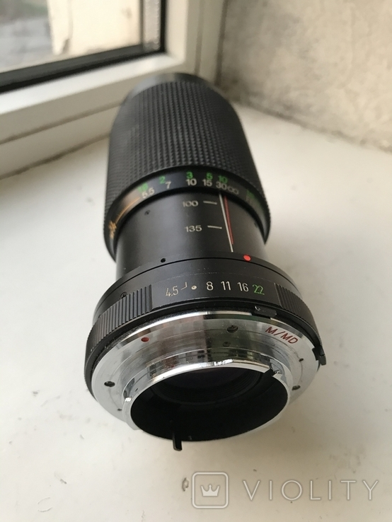 Обектив Vivitar MC 70-210mm f/ 4.5, фото №6