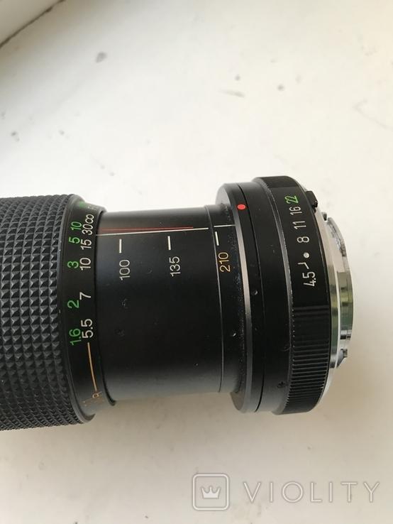Обектив Vivitar MC 70-210mm f/ 4.5, фото №7