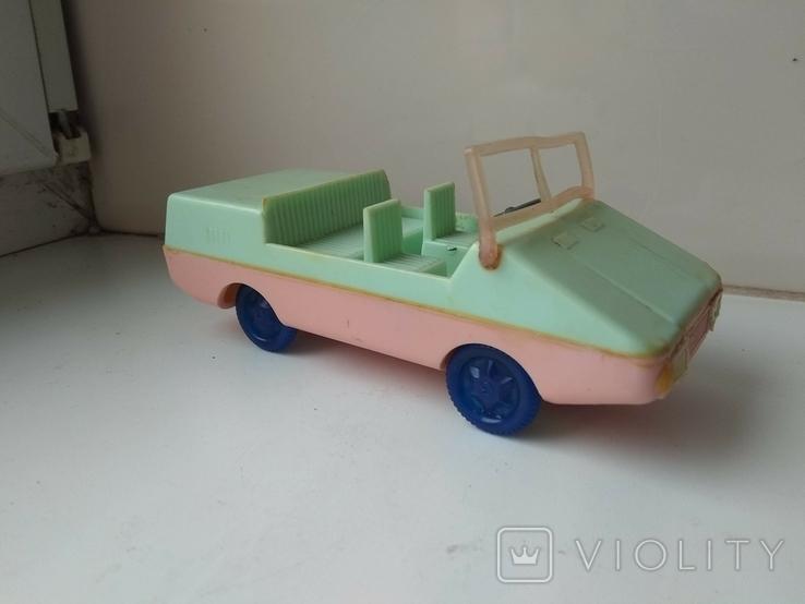 Машинка СССР пластик., фото №2