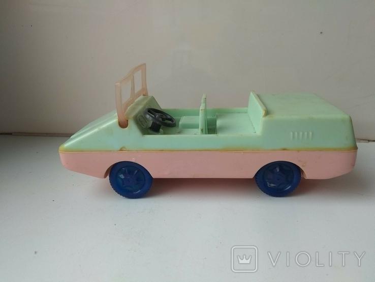 Машинка СССР пластик., фото №4
