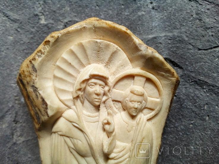 Ікона з кістки., фото №9