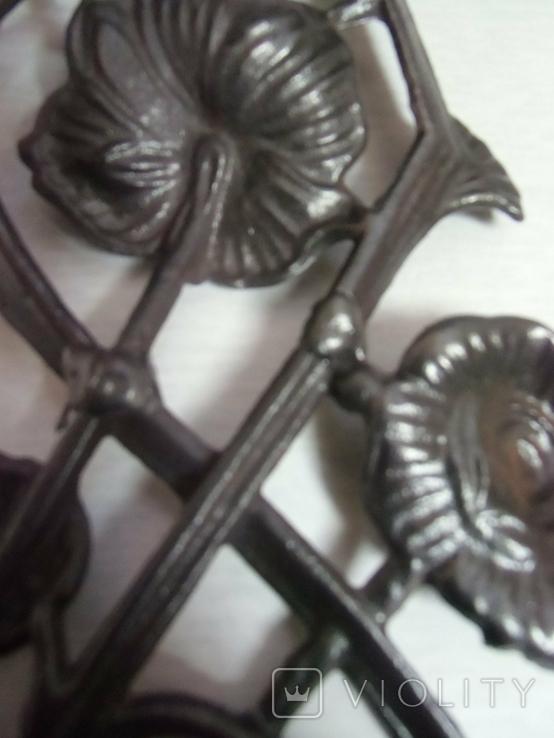 Боковины до потолочных керосиновых ламп№14, фото №6