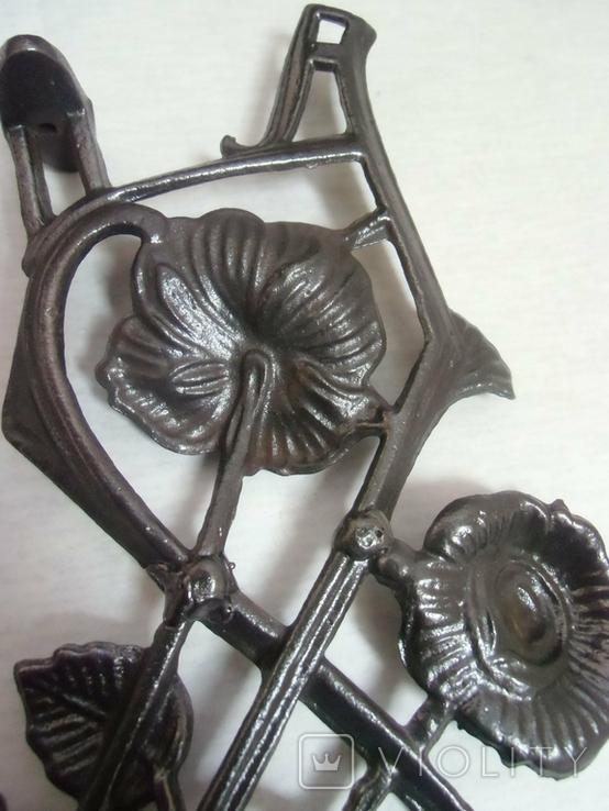 Боковины до потолочных керосиновых ламп№14, фото №9