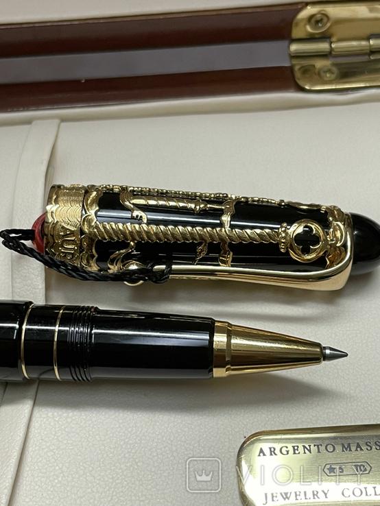 Ручка AURORA VENEZIA оригинал, фото №4