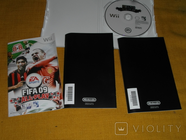 FIFA 09 All-Play Nintendo Wii review, фото №3