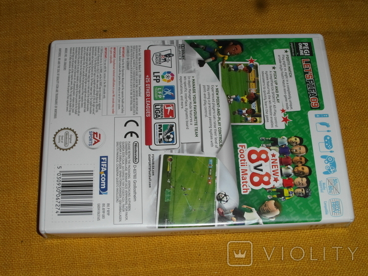 FIFA 09 All-Play Nintendo Wii review, фото №8
