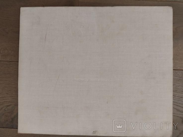Альбом репродукций Ленинград в блокаде акварели архитектора Каменского В.А., фото №3