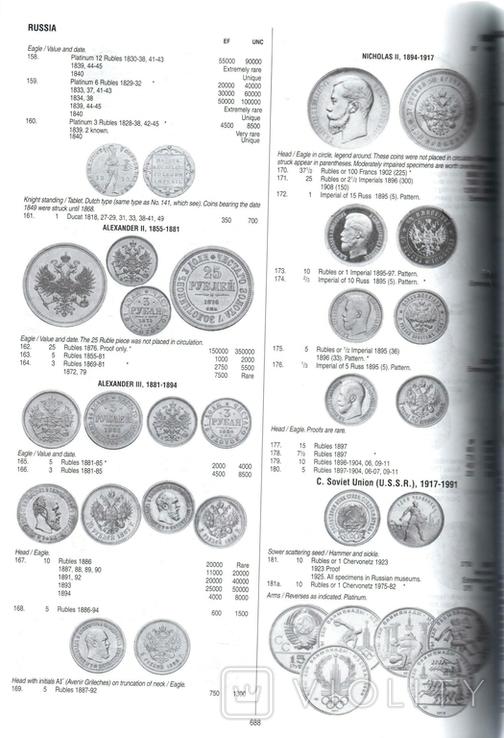 Каталог Золотые монеты мира от античности до наших дней, фото №6