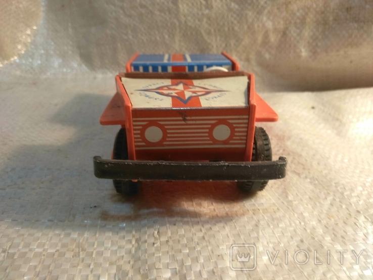Машинка СССР джип, фото №5