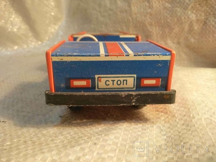 Машинка СССР джип, фото №6
