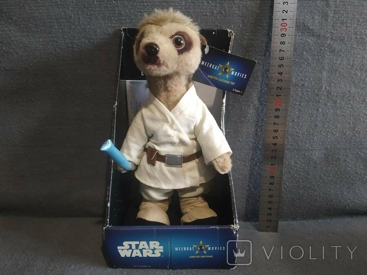 Джедай из Англии Новый Star Wars Игрушка, фото №4