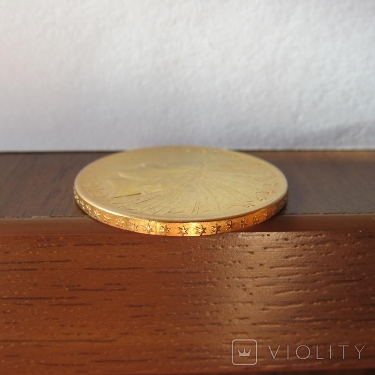 10 долларов 1912 г. США (Индеец), фото №11