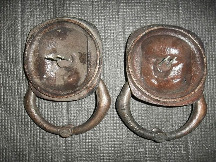 Дверные маскароны.Львы.СССР., фото №8