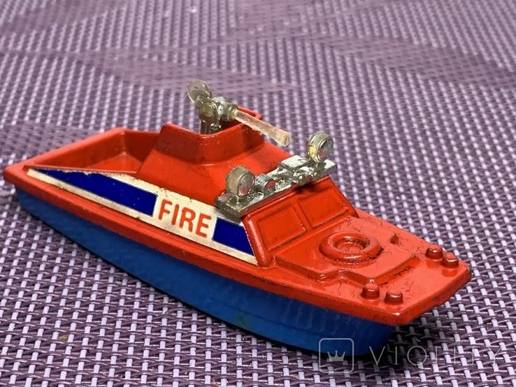 Corgi 1/64 Fire Launch Made in Gt Britain, фото №2