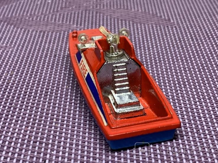 Corgi 1/64 Fire Launch Made in Gt Britain, фото №4