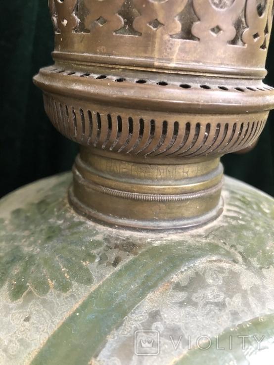 Старовинна лампа DITMAR,початок 20 ст, фото №9