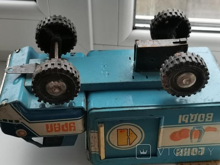 Машина Урал соки воды, фото №5