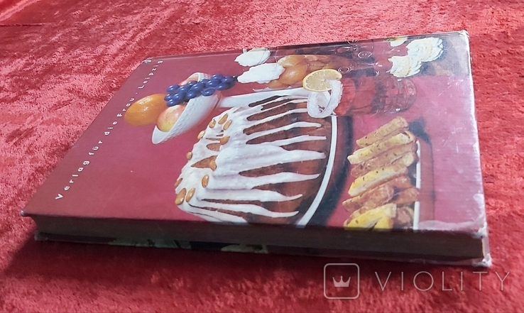 Кулинарная книга на немецком языке 1968 г. ГДР, фото №10
